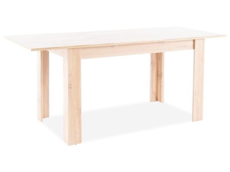 Stôl AVIS II dub SONOMA 120(155)x68