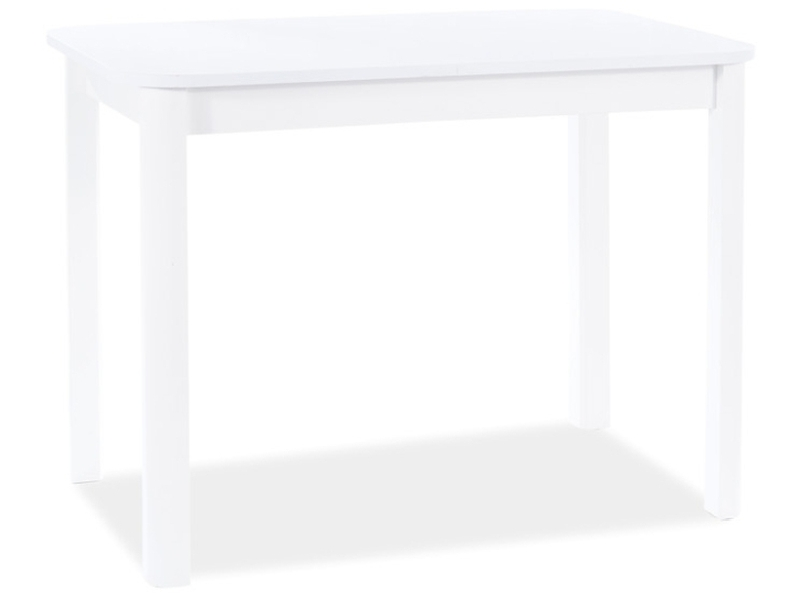 Stôl DIEGO I biela matná 105X65