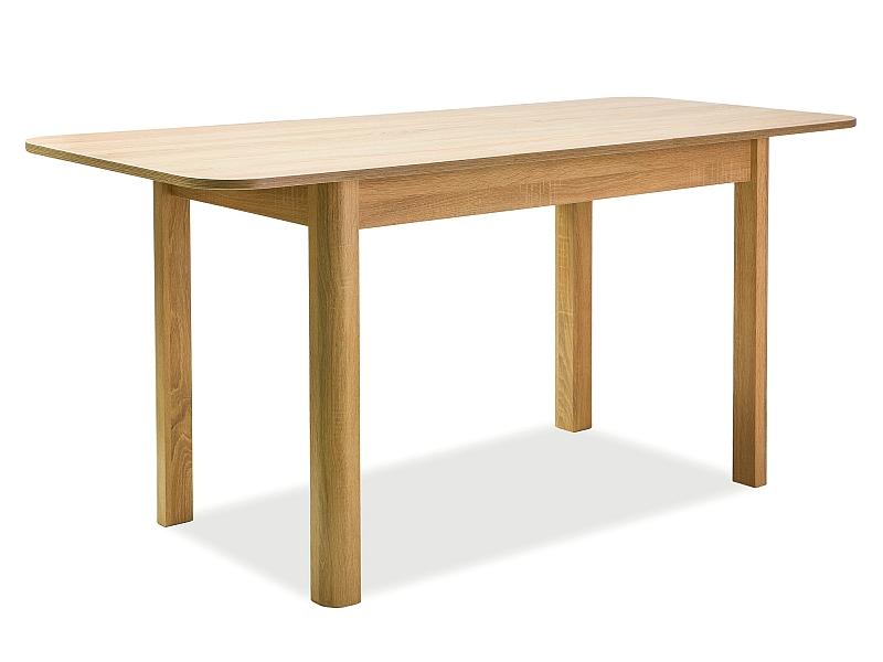 Stôl DIEGO II dub WOTAN 105(140)X65