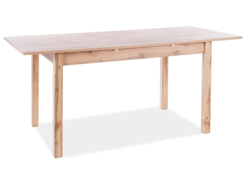 Stôl HORACY dub WOTAN 100(140)x60