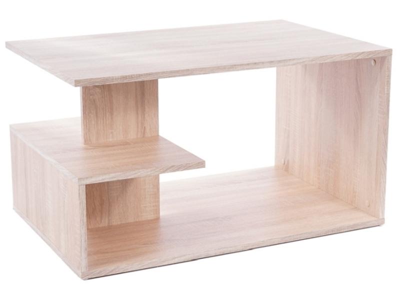 Konferenčný stolík SANTA dub SONOMA 90X60X50