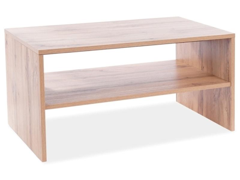 Konferenčný stolík SIMPLE dub WOTAN 90X50X45