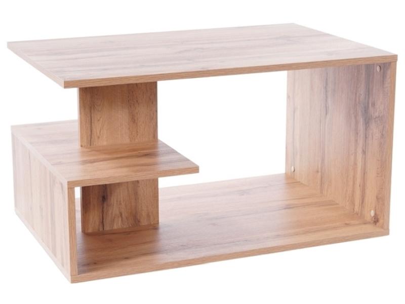 Konferenčný stolík SANTA dub WOTAN 90X60X50
